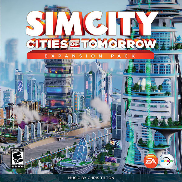Sim City: Cities of Tomorrow cover art